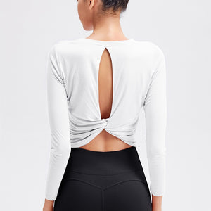 Lifestyle Quick-drying Crop Top