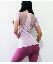 Load image into Gallery viewer, Never Rest Yoga Tops - Dcoup.com