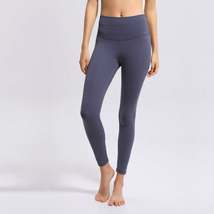 Soft Naked-Feel Athletic Fitness Leggings