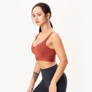 High Impact Push Up Bra