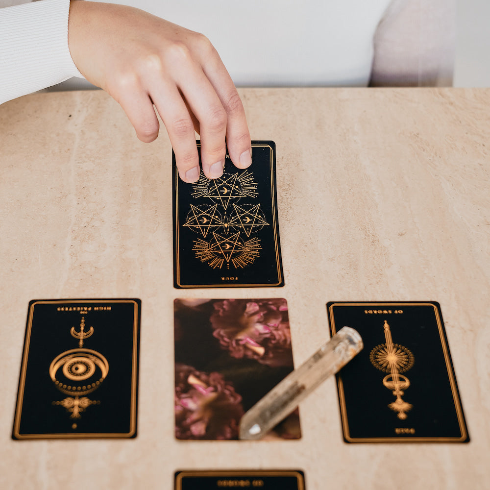 Tarot Reading 101: The Soul Cards Guide for Beginners