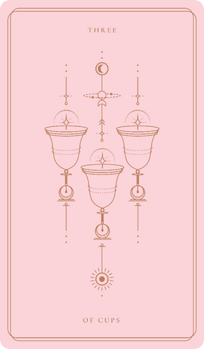 Three Of Cups