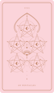 Five Of Pentacles