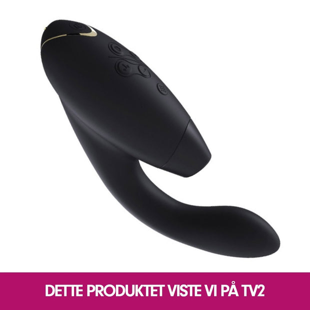 Womanizer Duo - vakumvibrator - OuiOui.no