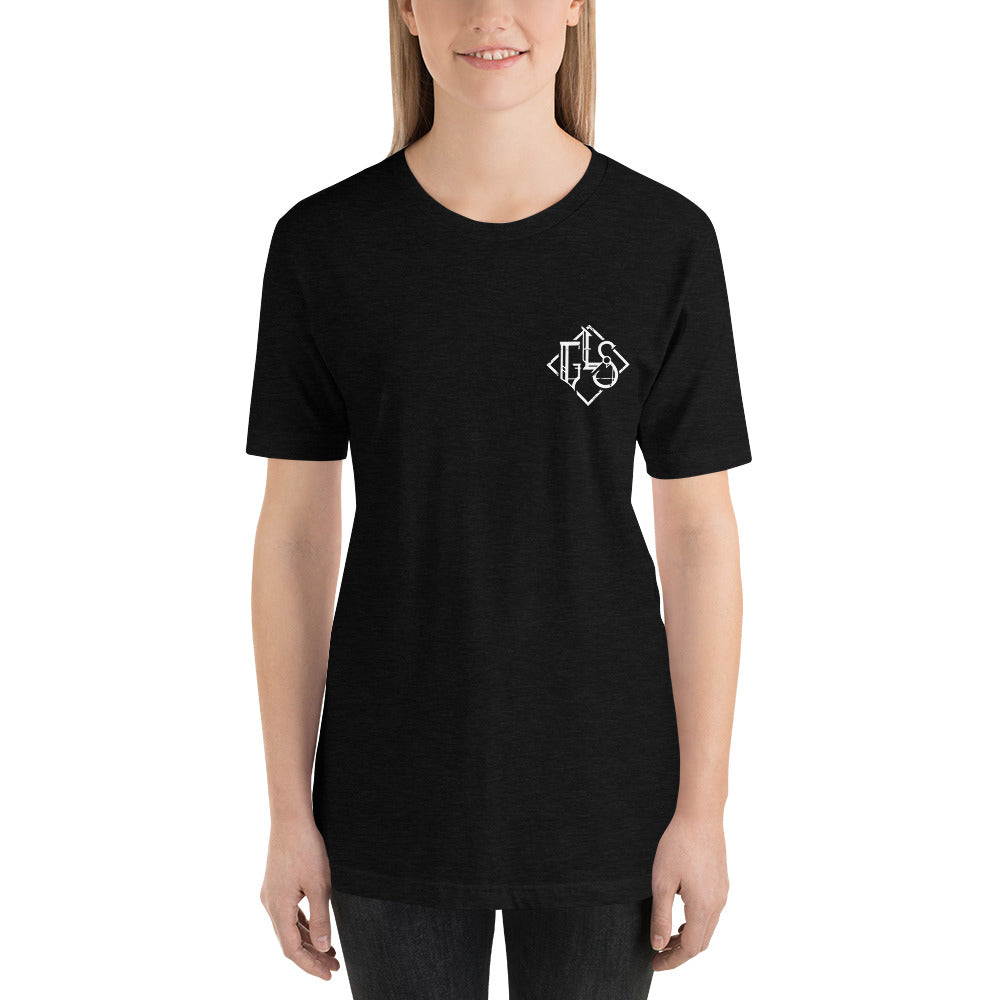 Map Of Broken Dreams Black Tee