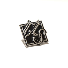 Load image into Gallery viewer, GLS Square Logo Enamel Pin