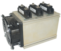 F135, 3 Phase Solid State Contactors