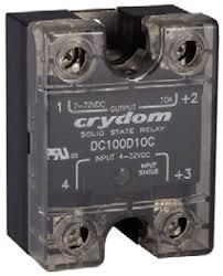 DC400D20, Solid State Relay, DC 4-32VDC control, 20A, 300VDC Load
