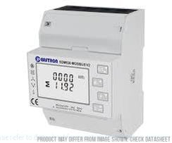 SDM630MCT Modbus-CL1-0.333V, DIN Rail Mount kWh Meter, 3 Phase, 240VAC aux, Class 1, 0.333V CT Connect, w/ 2 x pulse outputs and RS485 Modbus RTU Comms