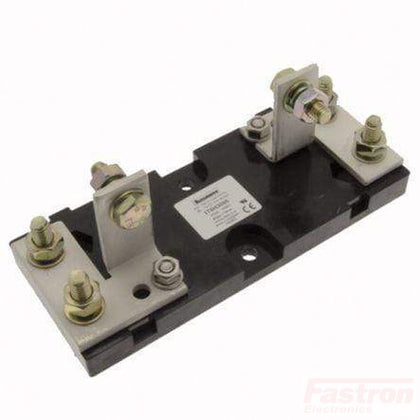 Bussman NH Semiconductor Fuse 170H3004, Fuse Holder for Blade Style 80mm Hole Centers, 1000V, 1250Amp FE-170H3004