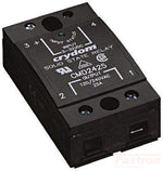 CMD2450, Solid State Relay, Single Phase 3-32VDC Control, 50A, 24-280VAC Load, DIN Rail Mount