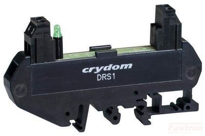 Crydom - Sensata SSR Accessories DRS1, Din Rail Kit for PCB Mount SSR (Replaces MS11) FE-DRS1