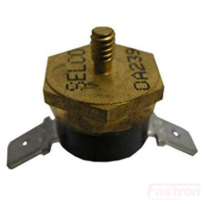 Fastron Electronics Temperature Sensor 85 Deg C Thermal Switch Stud FE-85 Deg C Thermal Switch Stud