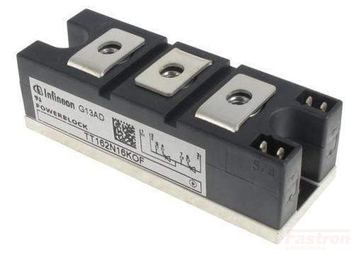 ND171N18K, Dual Diode Module, 171 Amp, 1800V, 34mm Package