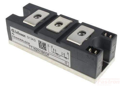 Infineon Technologies Single Diode Module ND171N18K, Dual Diode Module, 171 Amp, 1800V, 34mm Package FE-ND171N18K
