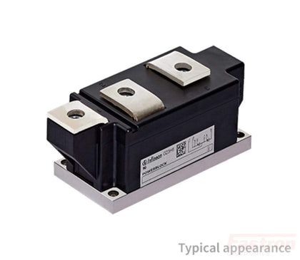 Infineon Technologies Single Thyristor Module TZ425N14KOF, Single Thyristor Module, 425 Amp, 1400V FE-TZ425N14KOF