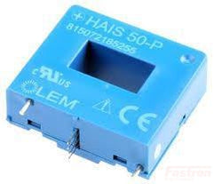 HAIS 400-P, O/L Hall Effect Current Sensor, 400 Amp, Vref 0-5V Output, PCB Mount