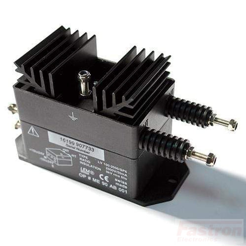 LV 100-1500, C/L Voltage Transducer, 1500V, +/-15VDC Aux, 50mA Output