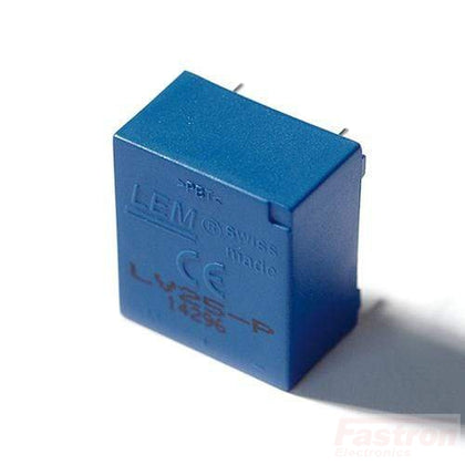 LEM International SA AC/DC Voltage Hall Effect Sensor LV 20-P, C/L Hall Effect Voltage Sensor 10mA@10-500V, 25mA Output FE-LV20P