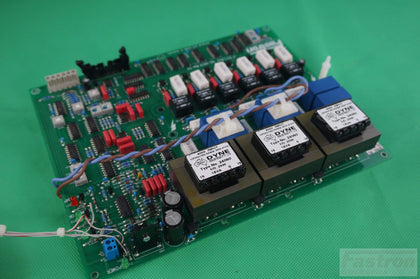 Oztherm 2 Leg SCR Burst Fire Power Controller Cards Only 2 Leg Burst Fire Controller, F430 Series, 380-440VAC, Cards Only