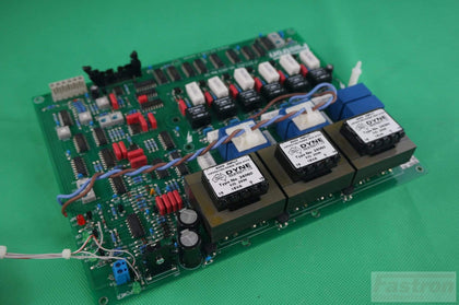 Oztherm 3 Phase SCR Phase Angle Power Controller Cards Only Phase Angle Controller, F330 Series 3 Phase, Cards Only