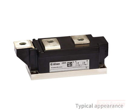 MT3-260-44-A2-N, Dual Thyristor Module, 260 Amp, 4400V, 60mm package - Fastron Electronics Store