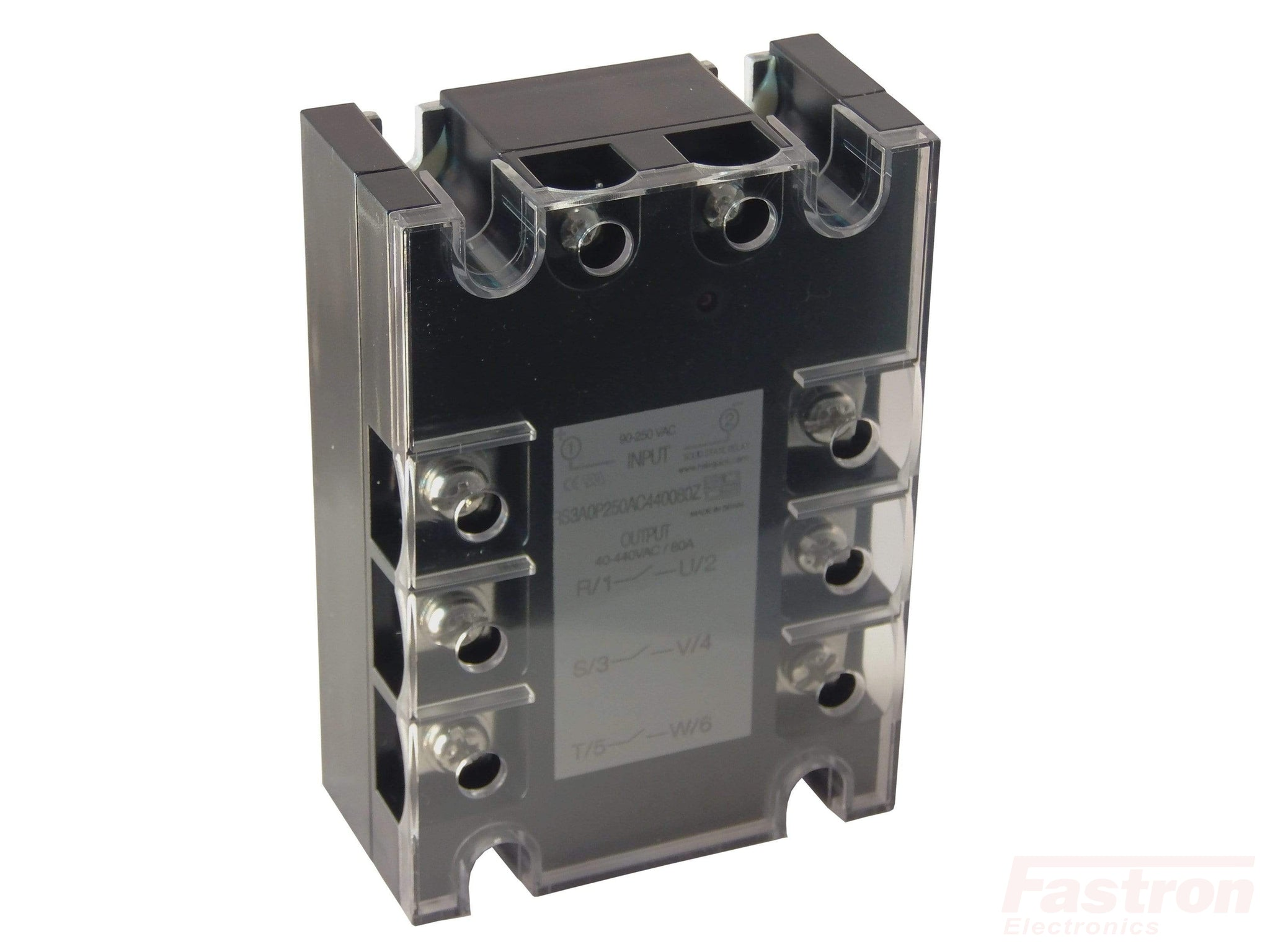 RS3A0P032DC480120Z, 3 Phase Solid Sate Relay, 480VAC, 120 Amps per phase