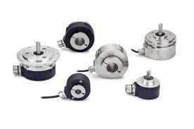 Sensata Technologies Encoder GHM9C1-0600-001, Optical Incremental Encoder  with overspeed switch FE-GHM9C1-0600-001