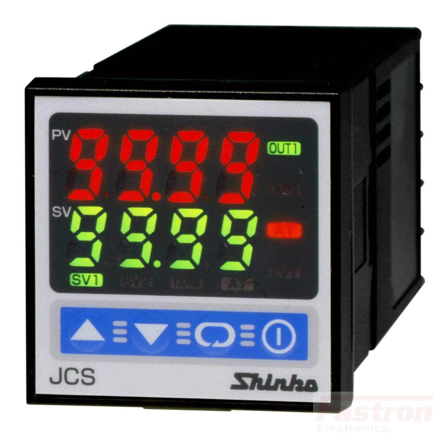 JCS33AR/MT6080,1A2C5 LIMIT C Temp Limit Controller, 48x48mm, 24VAC/DC,Relay output, 2nd Alarm output, RS485 Comms