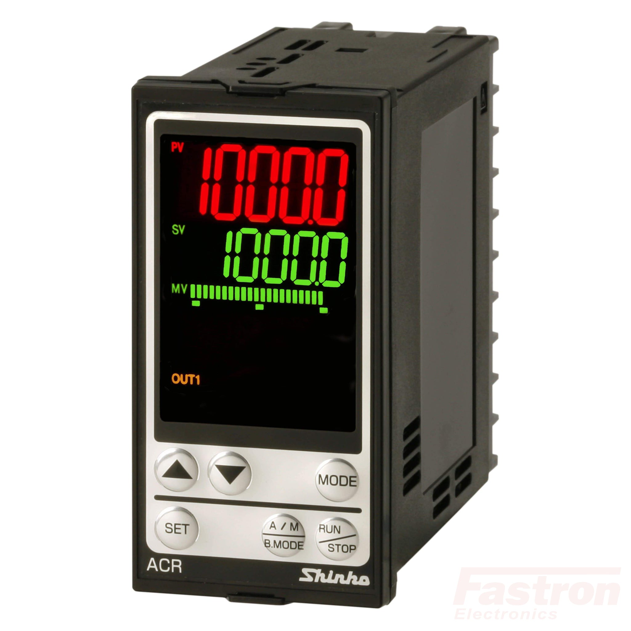 ACR13AR/M EA1 Temp Controller, 48x96mm, 100-240VAC,Relay output, External Setting