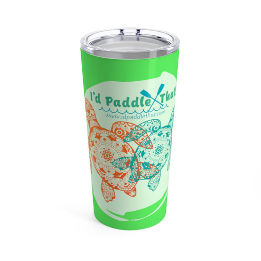 Green Appletini Tumbler 20oz