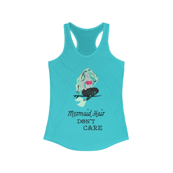 Mermaid Women's Ideal Racerback Tank (RUNS SMALL SIZE UP)