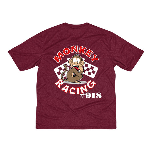 Men's Monkey Racing Heather Dri-Fit Tee
