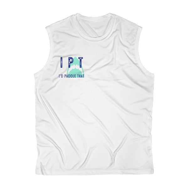 Men's Shark Sleeveless Performance Tee
