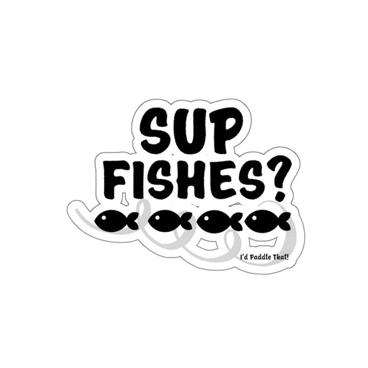 SUP Fishes Stickers