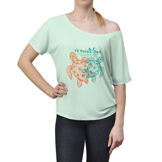 Women's Slouchy top