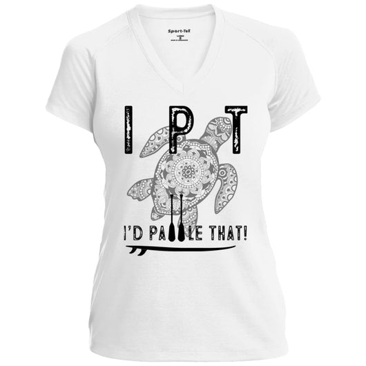 IPT Sport-Tek Ladies' Performance T-Shirt