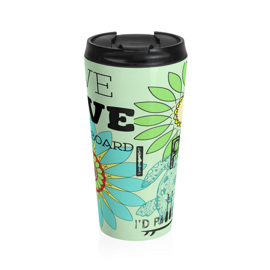 Wild Child Stainless Steel Travel Mug
