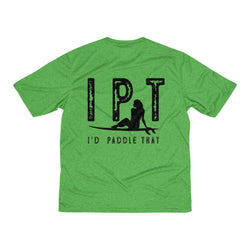 Men's I P T Heather Dri-Fit Tee