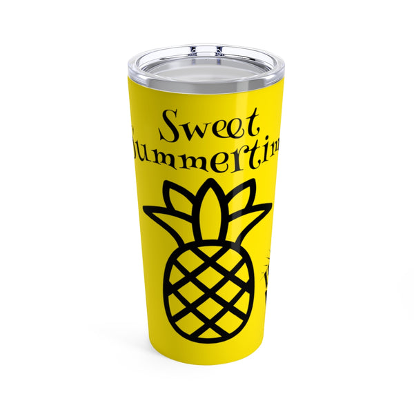 Sweet Summertime Tumbler 20oz