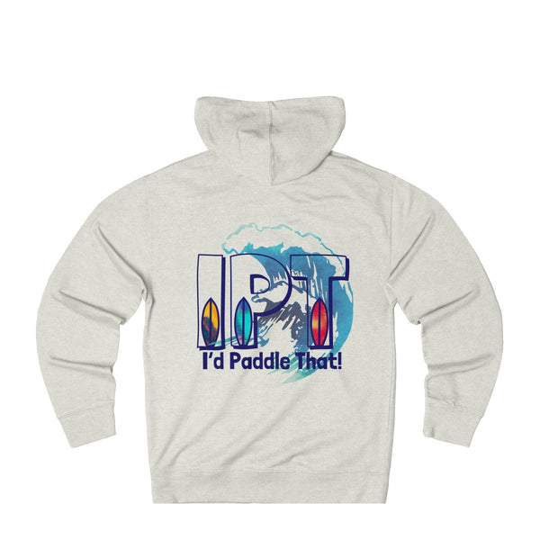 Surfs Up Unisex French Terry Hoodie