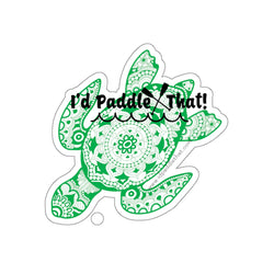 Lucky Turtle Stickers