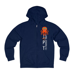 Spencer's Octo Unisex French Terry Zip Hoodie