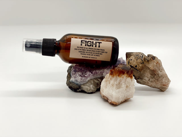 FIGHT- Joyce Essential Oil Small Spray - 100% Thieves Oil