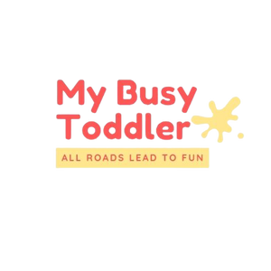 My busy toddler