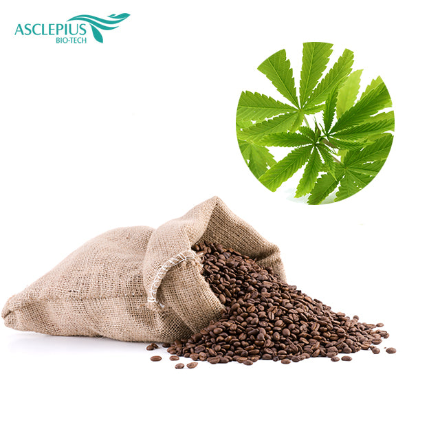 Food grade cbd coffee powder