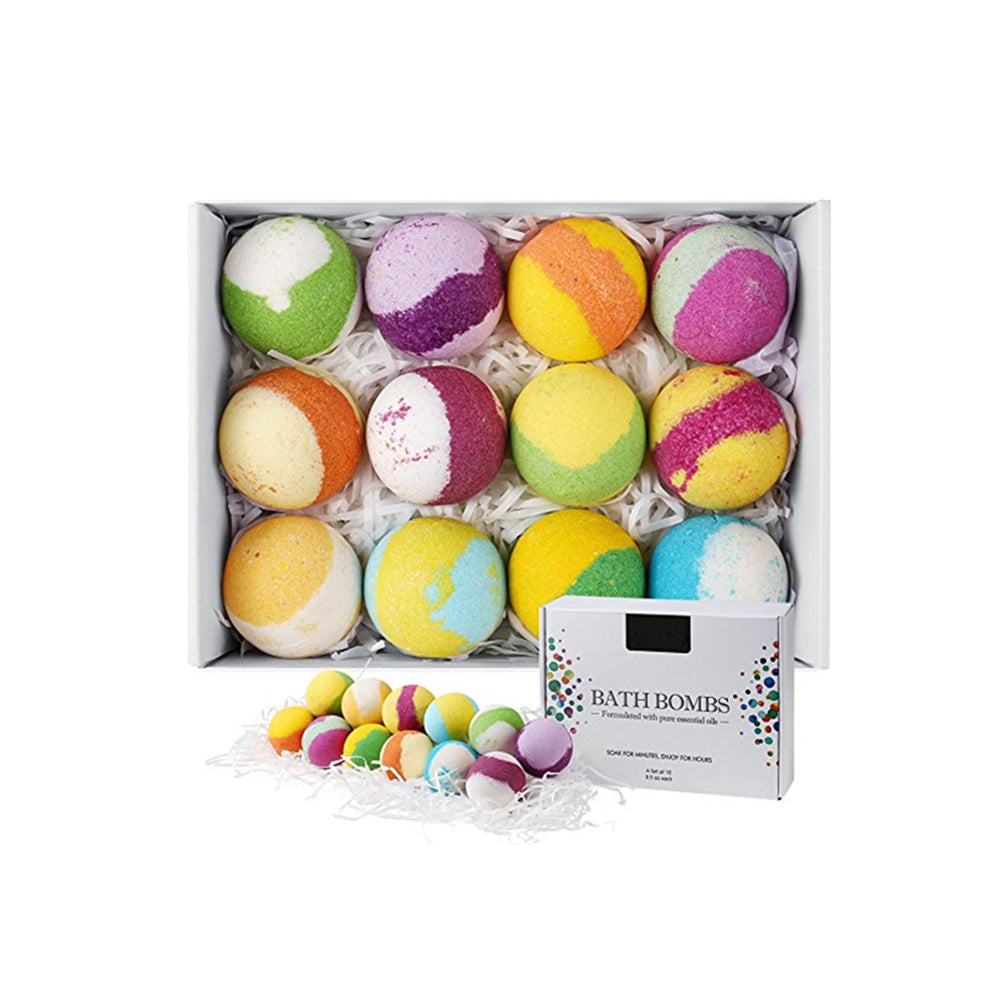 OEM/ODM Natural Organic Bath Bombs Gift Set For Kids