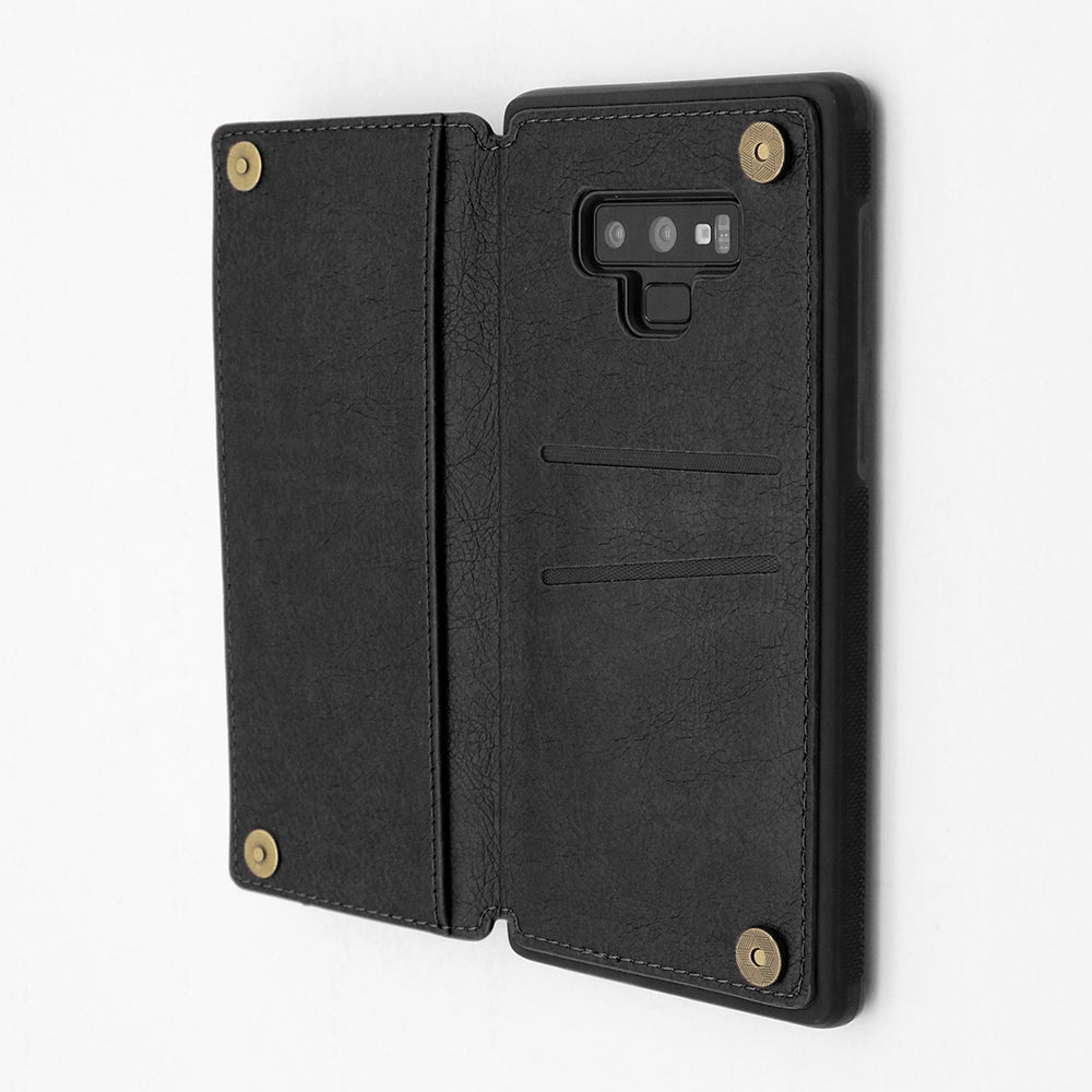 ANHONG Samsung Galaxy Note9 Wallet Case with Card Holder