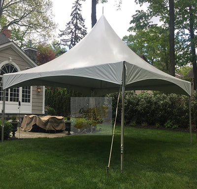 15 x 15 High Peak Frame Tent