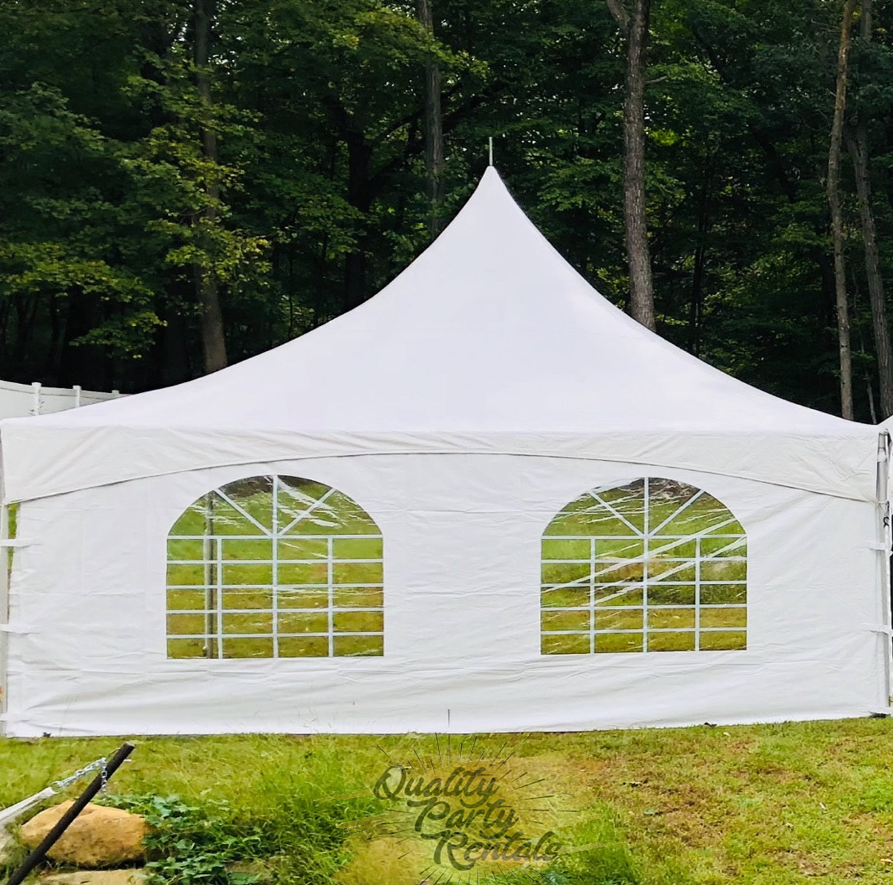 20x20 Party Rental Package #1 – qualitypartyrentals